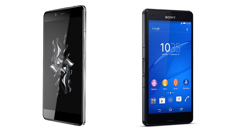 OnePlus X vs. Sony Xperia Z3 Compact: Ein Vorab-Vergleich
