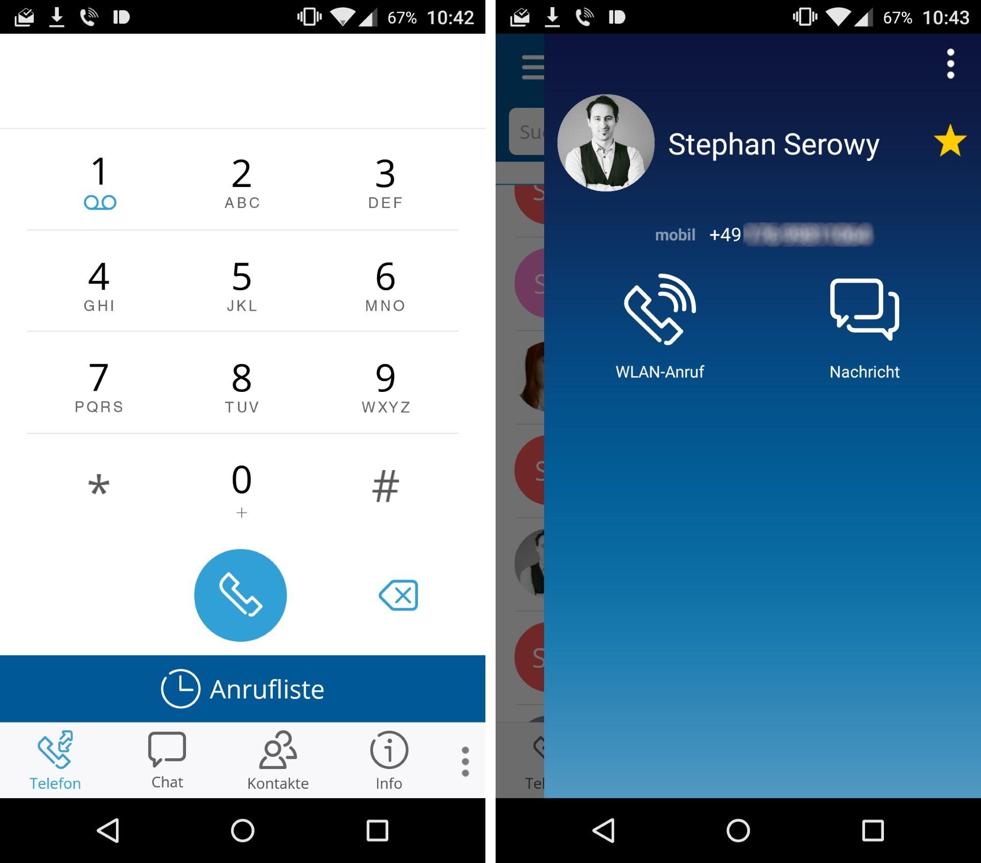 Telefonieren über WLAN: Vodafone schaltet WiFi-Calling frei