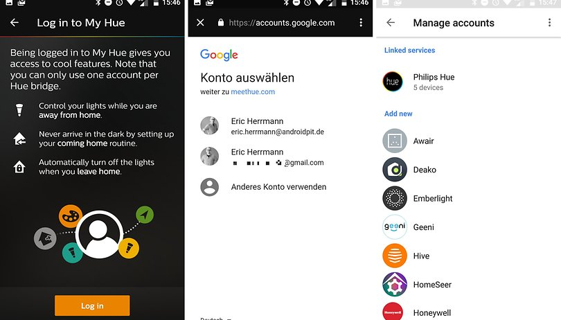 How to control your Philips Hue light bulbs from your wrist | AndroidPIT