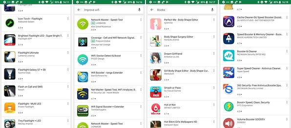 play store bad apps 2