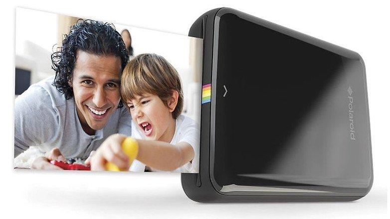 polaroid polaroid zip mobile printer