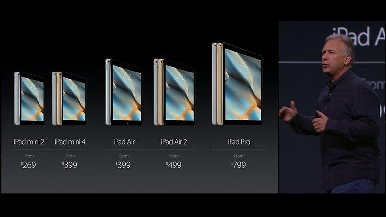 prices ipad pro