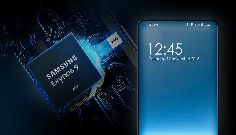 De nouvelles fuites montrent le Galaxy S10 sans bordure et sans encoche