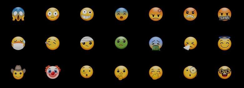 samsung oreo emojis 1