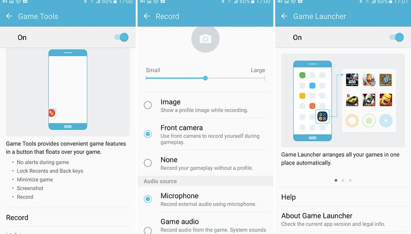 How to install the Galaxy S7 Game Launcher on other Samsung