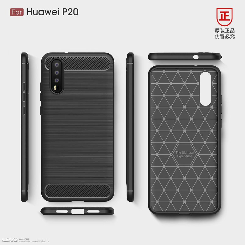 slashleaks p20 case all sides