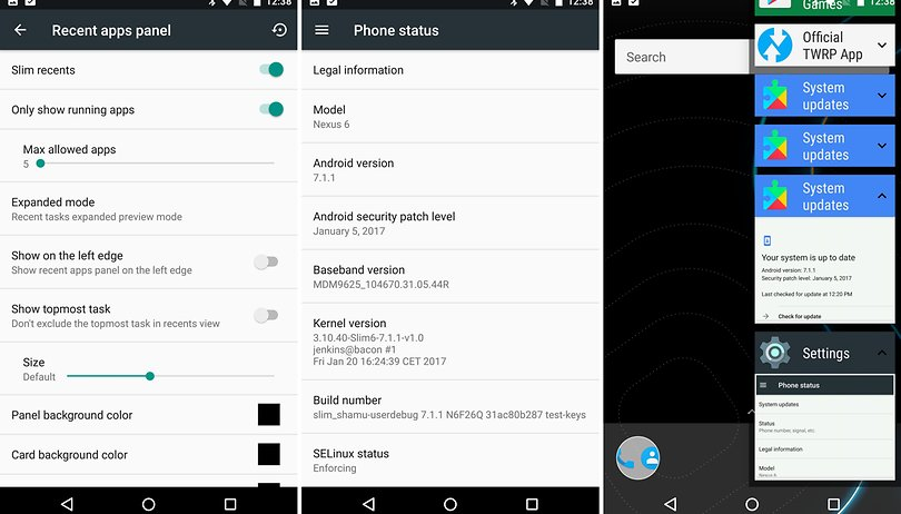 Les meilleures ROM Customs sous Android | AndroidPIT