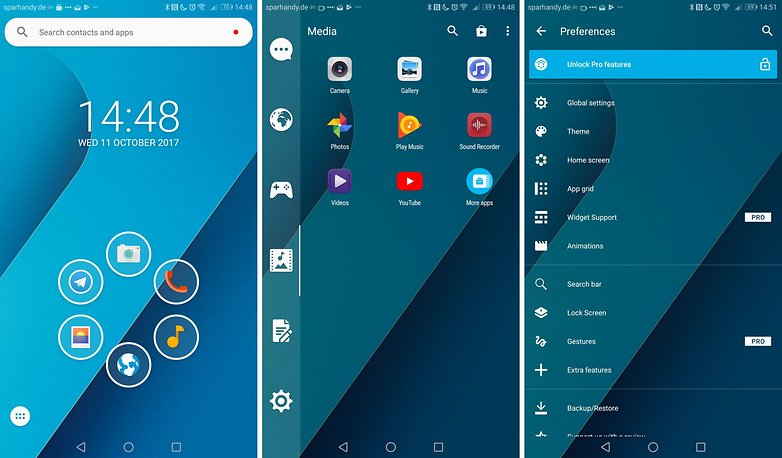 best launcher for android 2018 apk