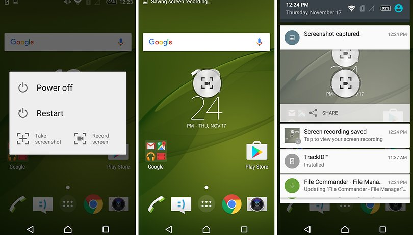 How to take a screenshot with your Android device | AndroidPIT