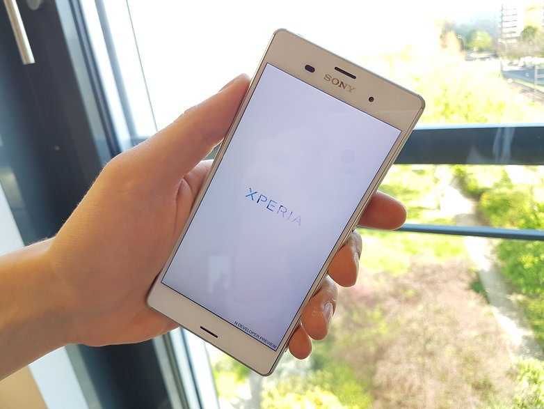 sony xperia z3 n preview