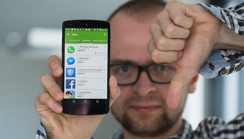 Diese Apps solltest du überdenken