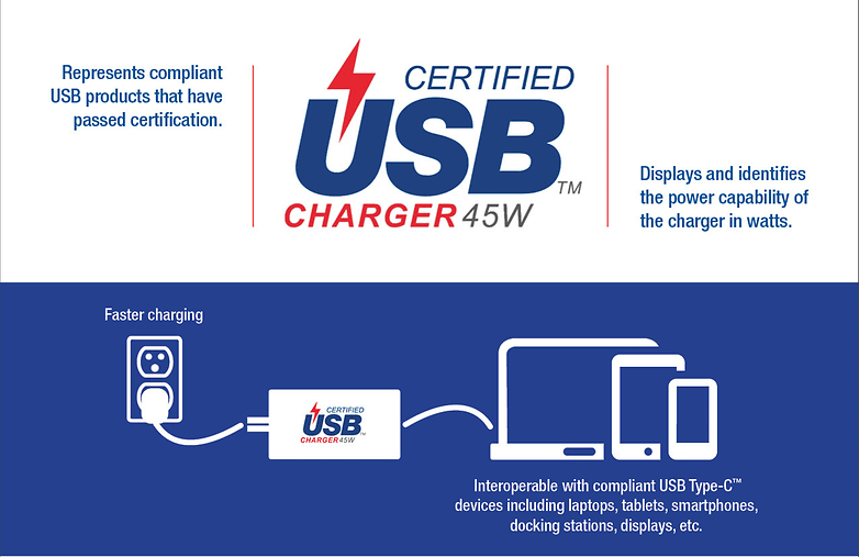 usb certified charger