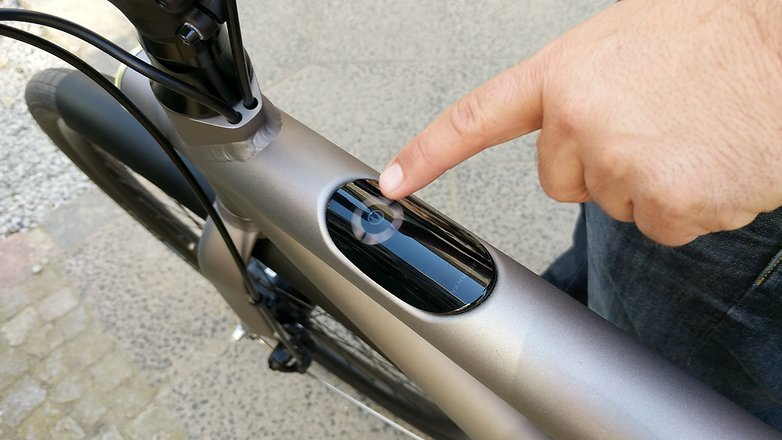 vanmoof electrified s unlock with touch