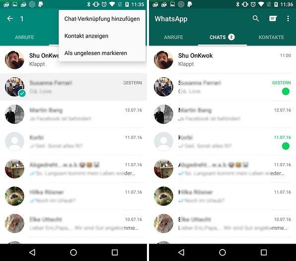Whatsapp Kann Noch Viel Mehr Die Besten Tipps Und Tricks Androidpit