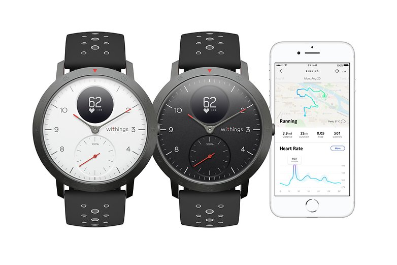 withings steel hr sport watchfaces app