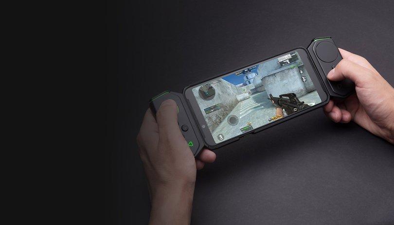 Xiaomi Black Shark 2 Helo offiziell: Facelift mit AMOLED und 10 GByte RAM