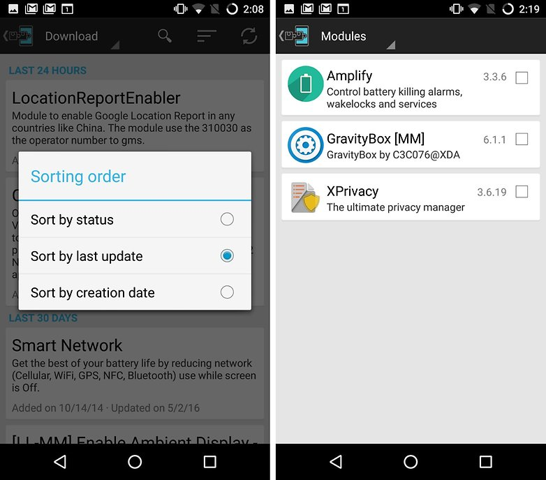 xposed module download