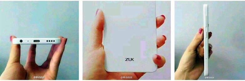 zuk z2 leak images