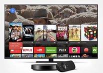 Google kommt ins Fernsehen mit dem Nexus Player
