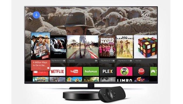 Google Fernsehen