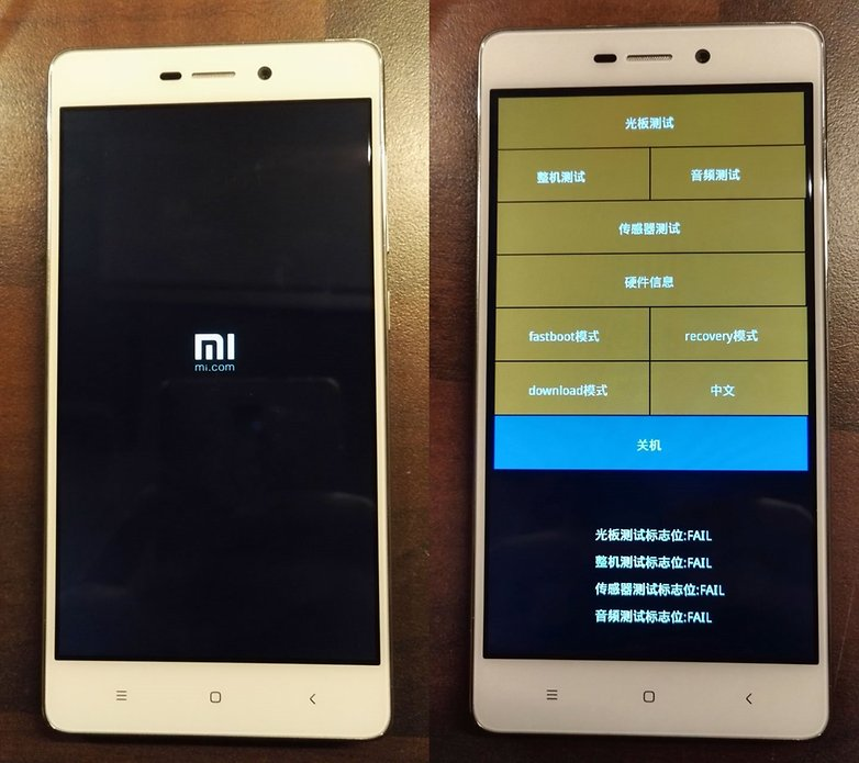 xiaomi redmi 3 download mode