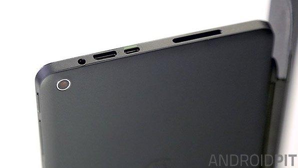 Nvidia Shield Tablet im Test: Gaming-Flunder und Leistungs