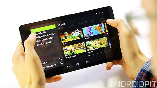 nvidia shield tablet android shield hub shop