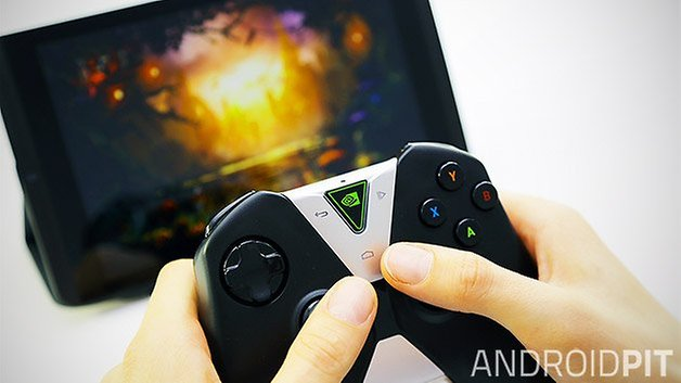nvidia shield tablet controller teaser
