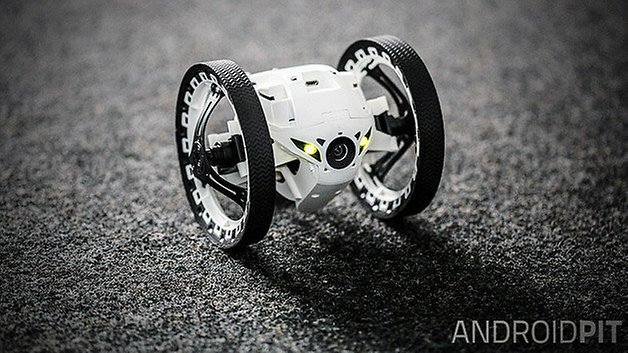 parrot minidrone jumping sumo teaser