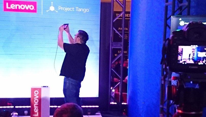 Qué es Project Tango y qué podemos esperar de él