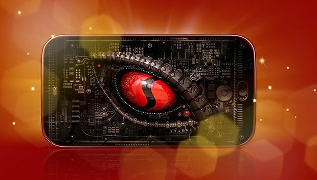 qualcomm eye smartphone w