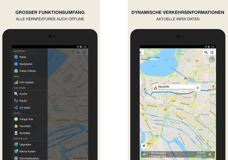 skobbler navigtion app de