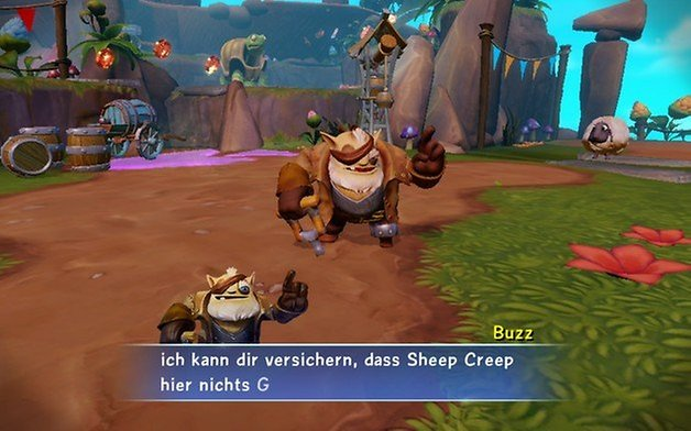 skylanders trap team ingame 2
