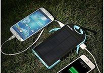 Carga tu smartphone con la luz del sol