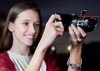 Sony QX1: Neue Bilder der Aufsteck-Kamera aufgetaucht