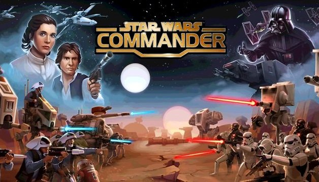 Star Wars Commander: Das bessere Clash of Clans