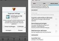SuperSU 2 veröffentlicht: Root-App behebt Fehler mit älteren Android-Versionen