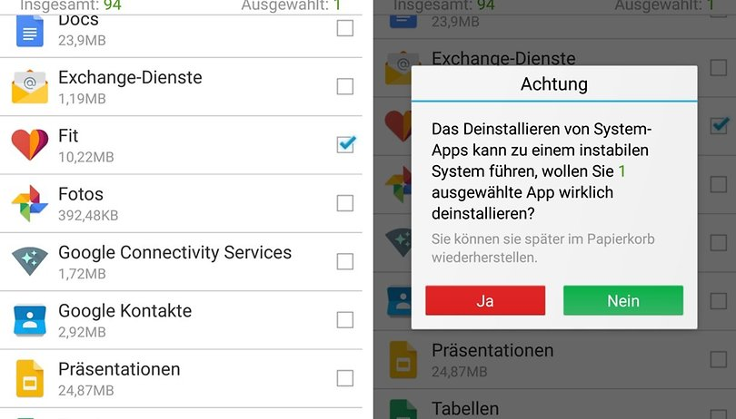 Les meilleures applications Root pour Android | AndroidPIT