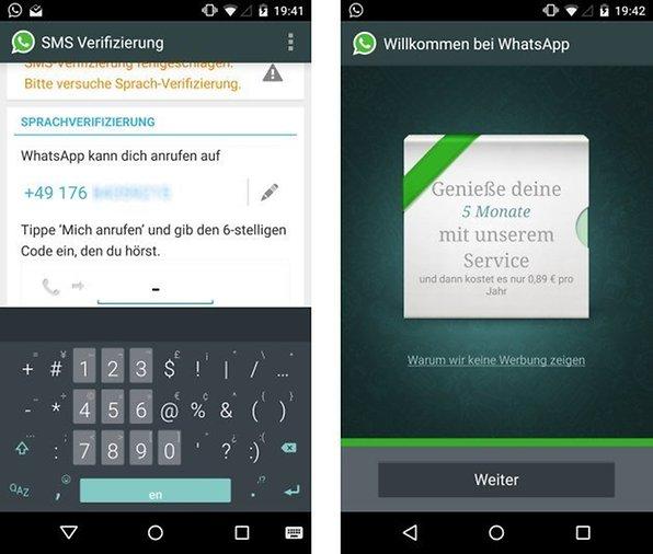 Sim Karte Wechseln Whatsapp.Anleitung So Verwendet Ihr Whatsapp Mit Einer Anderen Nummer