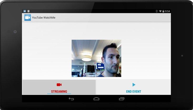 So verwandelt YouTube Euer Handy in eine Live-Streaming-Maschine