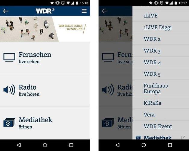wdr mediathek app
