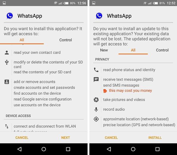 WhatsApp Plus ist zurück: GBWhatsApp und WhatsApp im