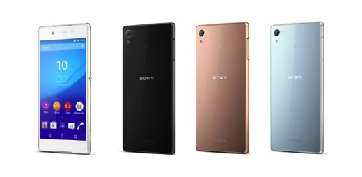 xperia z4 colors