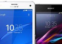 Sony Xperia Z3 Compact vs Z1 Compact: specs comparison