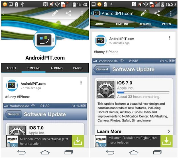 AndroidPIT facebook app alternatives
