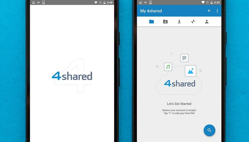 4 share apps apk indir