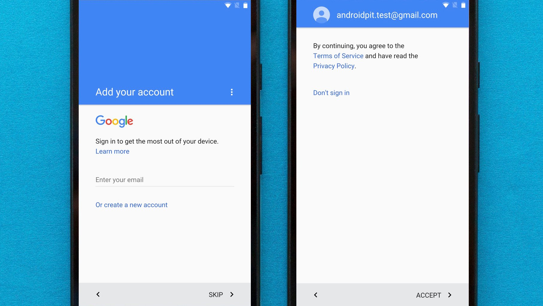 Image result for android setup