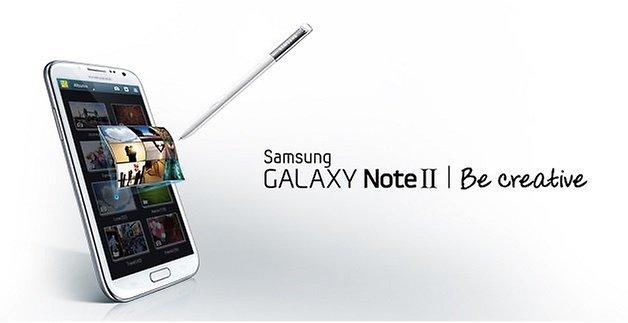 andoid galaxy note2