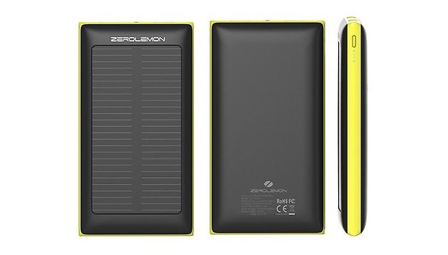 Save almost 50% on this 10000 mAh battery pack from ZeroLemon