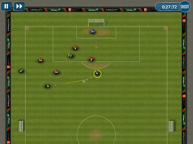 android fluid soccer